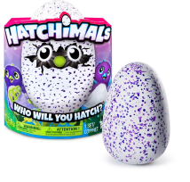 Hatchimals Pengualas Pink Egg